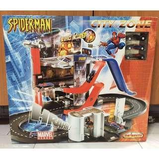 Majorette City Zone Spiderman