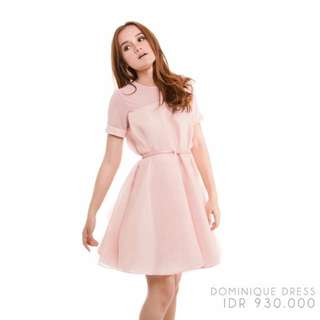 Dominique Dress By Rouselabel