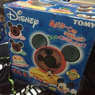 Tomy Disney LED 風扇仔