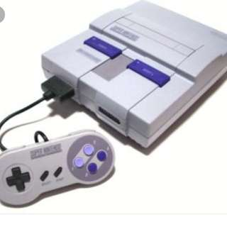 Nintendo Old School