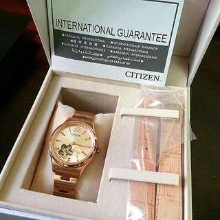 CIZITEN PC1003-66X 全新時尚精品名錶