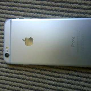 Cheap Immaculate Iphone 6 Silver, 128GB. Good Condition