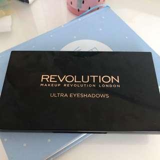 Revolution Ultra Eye shadows