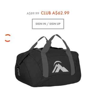 MacPac Bag