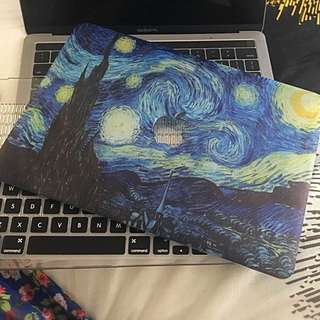 "Macbook Pro 13"" Case Starry Starry Night"