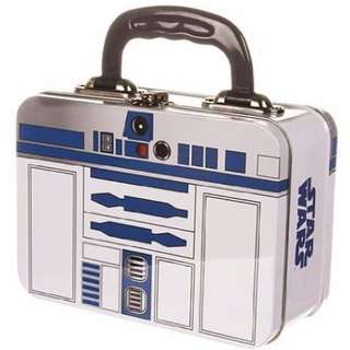 [NEW] Star Wars R2D2 Lunch Box Collectible
