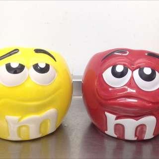 M&M超搞笑杯子