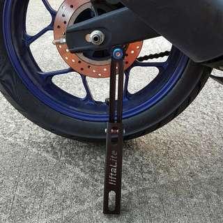 Motorbike Side Jack (liftaLite MKIII)