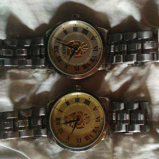 Axis Couple Watch