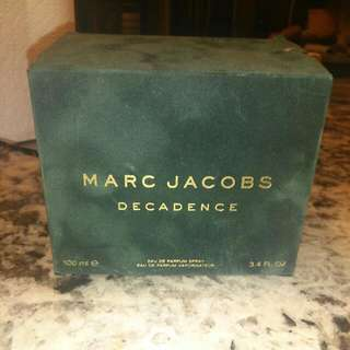Marc Jacobs Decadence Brand New