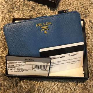 Prada Wallet Brand New