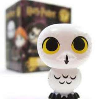 """[Reserved] Funko HARRY POTTER MYSTERY MINIS - HEDWIG Owl 3"""" Vinyl Figure"""