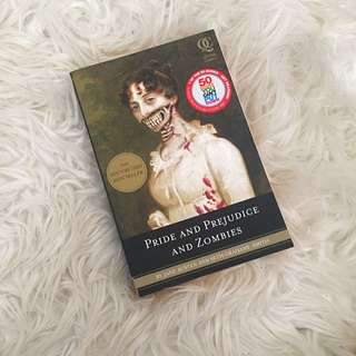 Pride And The Prejudice And Zombies - Jane Austen