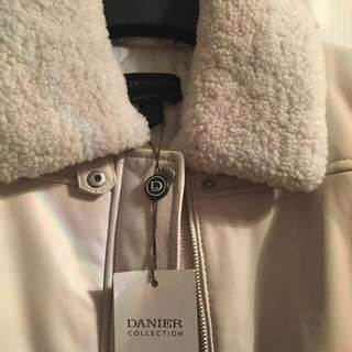 Brand New Danier Genuine Leather Jacket