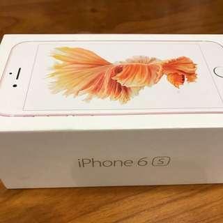 iPhones 6s 128GB