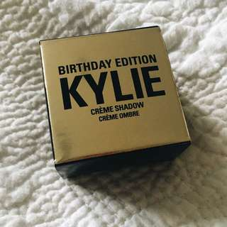 Kylie Cosmetics Birthday Collection