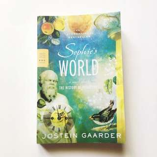 Sophie's World, A History Of Philosophy
