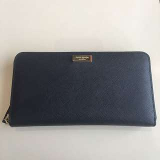 Kate Spade Navy Wallet
