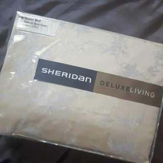 Sheridan Deluxe Queen Quilt Cover