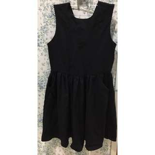 (SALE!) GAUDI BLACK DRESS NEW!!