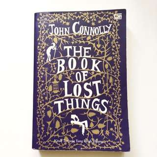 The Book Of Lost Things oleh John Connolly