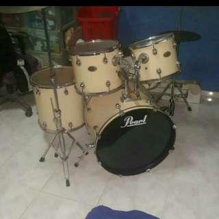 Pearl Target Series Drumset