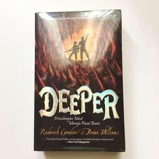 Deeper oleh Roderick Gordon (terjemahan)
