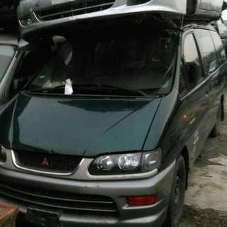 三菱varies-Delicate-Varyca-savrin-space gear零件車