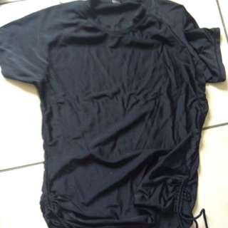 Black SwimShirt