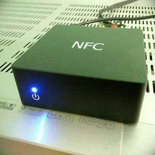 BNIB Bluetooth Audio Receiver with Aptx High Audio Quality Codac
