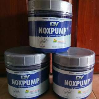 (LOWEST PRICE) NOXPUMP Pre-Workout Supplement
