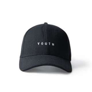 WTS // black youth cap