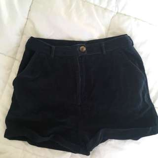 Urban Outfitters High-Waisted Shorts