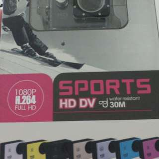 1080p Full HD Action Sports Non Wifi Cam (Like Gopro, SJCam)