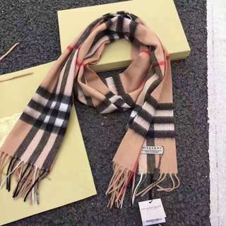 Authentic Burberry Scarft