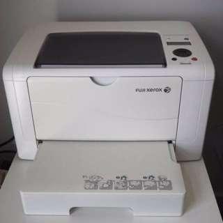 Fuji Xerox P255 dw Laser Mono Duplex Printer $25 + Free INK