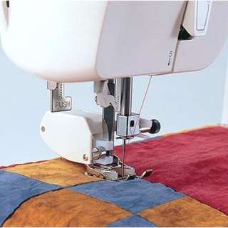 (RS) Walking Foot for Domestic Sewing Machines -For sewing through layers of fabric