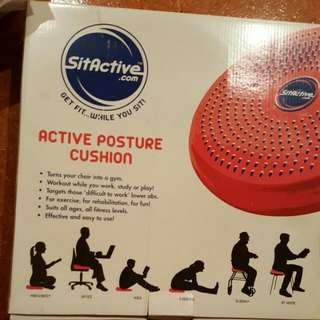 Active Posture Cushion