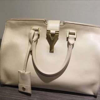 Authentic Yves Saint Laurent Mini Cabas