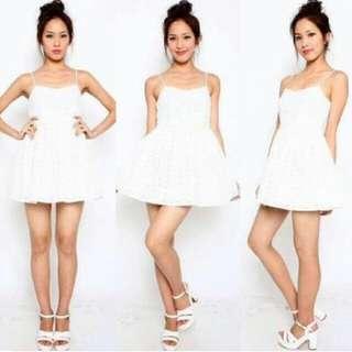 Wardrobemess Crotchet Dress