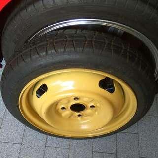 Spare Tyre Lightweight Space Saver