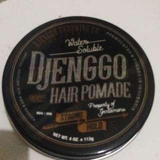Djenggo Hair Pomade