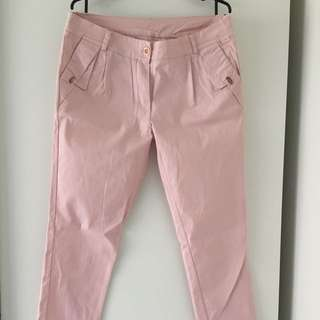 Peach Pants Size 8-10