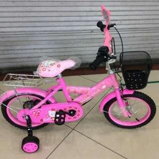 character ordinary Bike for kids