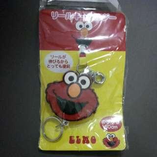 Elmo 鎖匙扣(可拉伸)