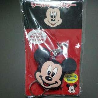 Mickey 鎖匙扣(可拉伸)