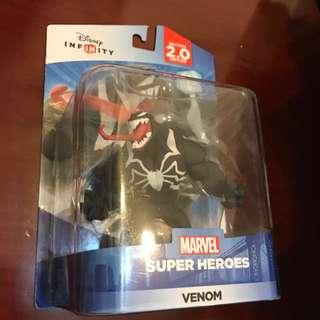 Disney Infinity Marvel Super Heroes Venom 全新