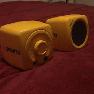 Battery Operated Sports Speakers