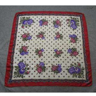 SALE *Roses Scarf
