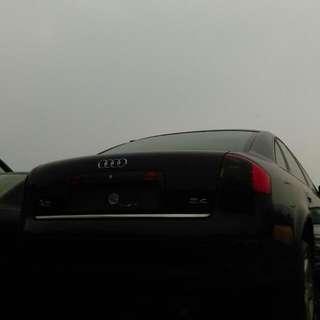 AUDI-A4-A6零件車
